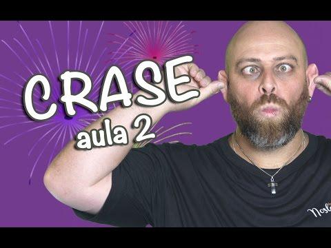 Crase - Aula 02 ♫ Crase Pocotó ♫ [Prof Noslen]