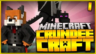Minecraft: CRUNDEE CRAFT -