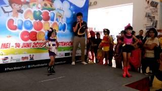 Video Fashion Show Anak di Plaza Medan Fair MP3, 3GP, MP4, WEBM, AVI, FLV Desember 2017