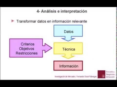 Investigación de mercados: Videoconferencia 2013