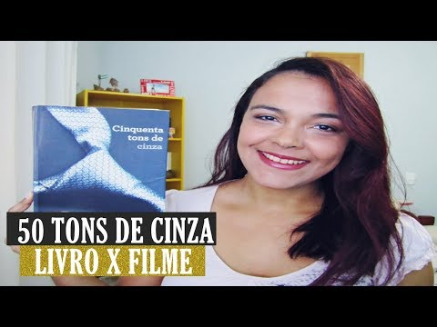 50 TONS DE CINZA  | LIVRO X FILME