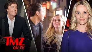 Video Reese Witherspoon's Daughter Grabs a Drink with Paul McCartney's Grandson | TMZ TV MP3, 3GP, MP4, WEBM, AVI, FLV April 2018