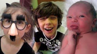 Video ولادة يوسف 👶🏻 أفضل لقطات فلوقات مشيع - الجزء 3 MP3, 3GP, MP4, WEBM, AVI, FLV Agustus 2018