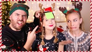 Video Christmas Name Game with SacconeJolys MP3, 3GP, MP4, WEBM, AVI, FLV Desember 2018