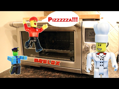 Roblox in Real Life - What if Roblox was Real?! - Pizza Brains - Gamer Chad Plays (видео)
