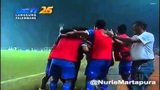 Video PERSIB VS AREMA CRONUS semifinal ISL 4 november 2014 MP3, 3GP, MP4, WEBM, AVI, FLV Oktober 2018