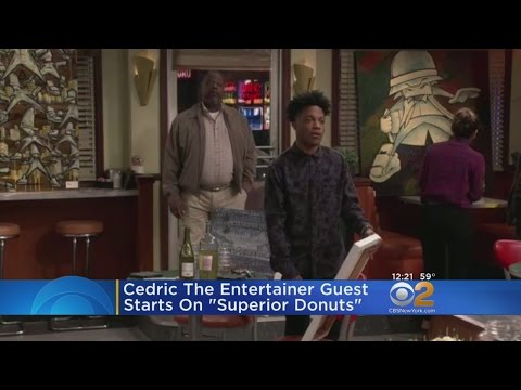 Cedric The Entertainer Joins 'Superior Donuts'