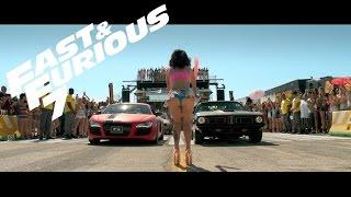 The Cars Of Furious 7 - Hidden Cars Frame By Frame Trailer Recap