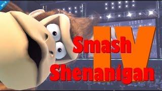 Smash Shenanigans IV (Sm4sh montage)