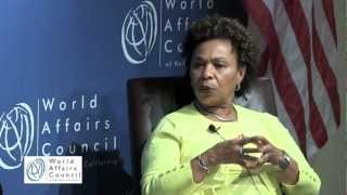 Abby Maxman And Barbara Lee On Fighting A Drought: Crisis In The African Sahel In Brief