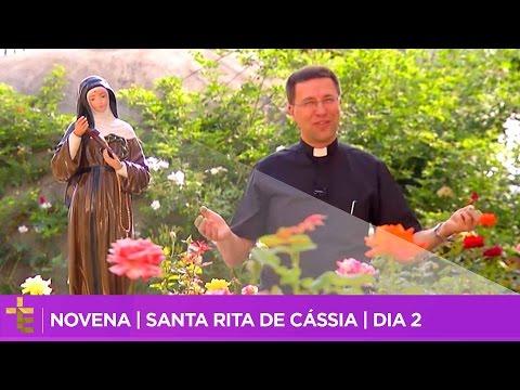 NOVENA | SANTA RITA DE CÁSSIA | DIA 2
