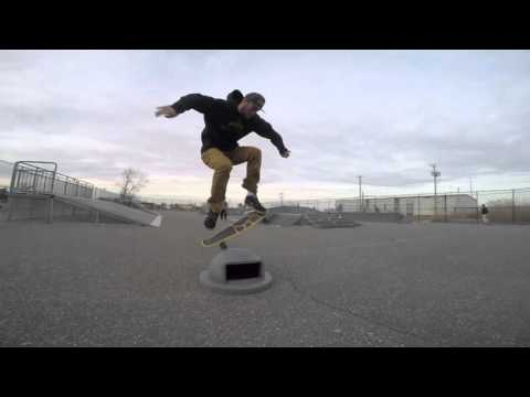 Penny boarding at Nickerson skatepark Lido Beach, Long Island with Sk8_penny