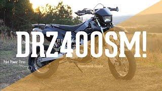8. Bike Check - My DRZ400SM