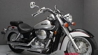 10. 2004  HONDA  VT750 SHADOW 750 AERO  - National Powersports Distributors