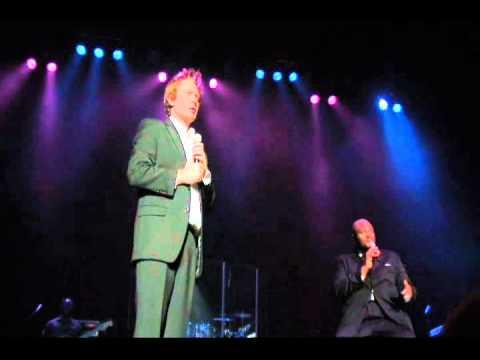 Clay Aiken / Ruben Studdard 2010 Timeless Tour Bloopers Part 2 of 2