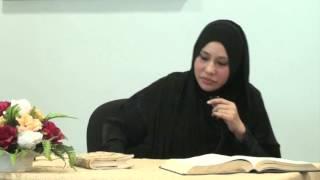 Majlis Tazkirah Ramadan 2014 - Ustazah Asni Mansor