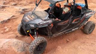 9. RZR XP 4 1000 Kane Creek