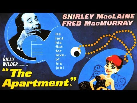 THE APARTMENT (1960) Jack Lemmon, Shirley MacLaine, dir. Billy Wilder - #FILMTALK REVIEW