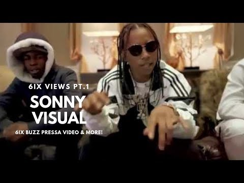 Director Sonny Visual On Making 6ix Buzz, Pressa & Houdini Video/ His Most Viewed Video & More! Pt1