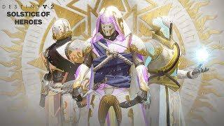 В Destiny 2 стартовал ивент «Солнцестояние героев»