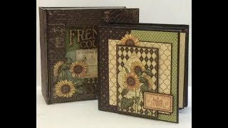 """Hi Everyone, sharing how to make a fun, simple little mini album that you can alter in 8 x 8 and 12 x 12 papers. A great starter album if you're new to crafting. Coordinate it with our deep mini window box to create the perfect mini gift for someone special in your life.  Links to the products are below.  Enjoy :-) visit my website www.mycreativespirit.co.ukDeep Mini Window Box http://www.mycreativespirit.co.uk/deep-mini-window-box-979-p.aspBlack Construction Tape http://www.mycreativespirit.co.uk/construction-tape-534-p.aspBlack 260gsm Card x 25http://www.mycreativespirit.co.uk/a4-black-260gsm-card-25-167-p.asp5"""" x 5"""" Album Cover Set  http://www.mycreativespirit.co.uk/5-album-cover-and-spine-set-1118-p.asp"""