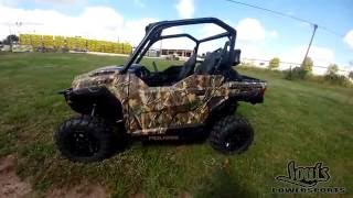 2. 2017 Polaris General Hunter Edition Walk Around