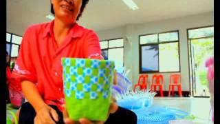2 thumbs up thailand มุกดาหาร เครื่องจักรสานพลาสติก4 4