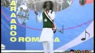 Oromo Music Talent Show   Daddaraaroo   Wallagga Naqamtee clip5