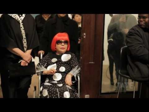 Watch | Yayoi Kusama, Tate Modern, London