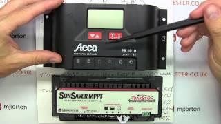 Solar Power Your Home / House #4 – Off Grid setup, PWM vs MPPT