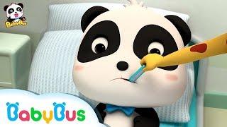 Bebé Panda Finge Coger Un Resfriado | Dibujos Animados Infantiles | Kiki y Sus Amigos | BabyBus