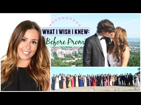prom - This video is about all the things I wish I knew for my prom, and things that I think would be useful for people to know before their prom :) Let me know wha...