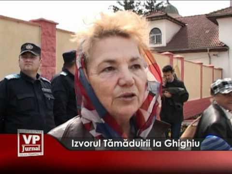 Izvorul Tămăduirii la Ghighiu