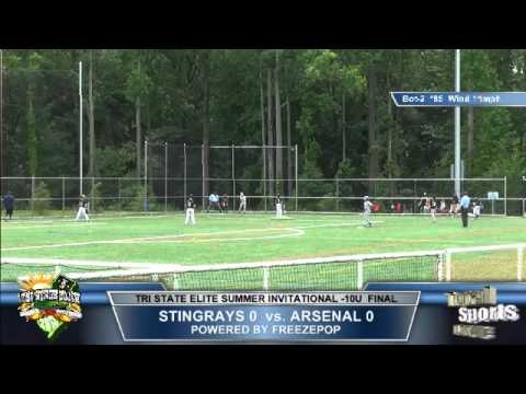 TSE Stingrays vs Arsenal Championship Game