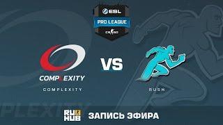 compLexity vs. RUSH - ESL Pro League S5 - de_cobblestone [mintgod, sleepsomewhile]