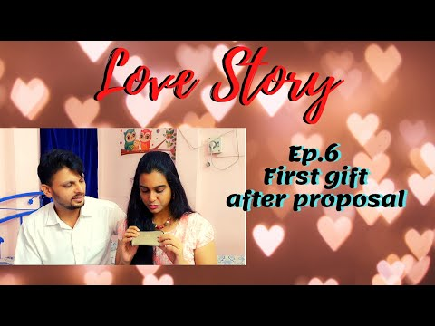 First gift after proposal| Merchant navy couple shares their Love story Ep.6|Fathima Danton