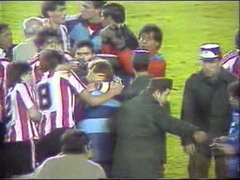 Copa del Rey 1984 Final: Barcelona - Athletic Bilbao (8/8)