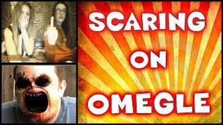 This time we want to scare people on omegle!Thank you guys so much for watching!Like The Video? Subscribe For More: http://www.youtube.com/subscription_center?add_user=theprankersprankGoogle+ : https://plus.google.com/u/1/b/102011105391383810890/102011105391383810890?pageId=102011105391383810890Instagram : http://instagram.com/theprankers_youtube