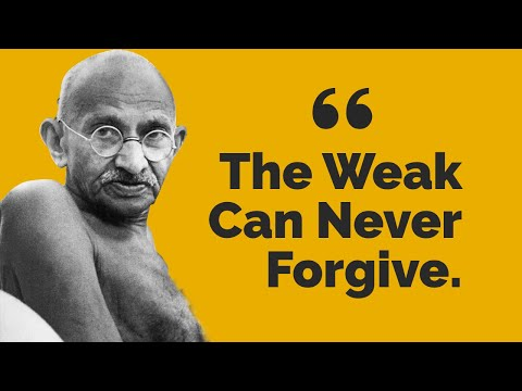 Top 10 Inspiring Gandhi Quotes