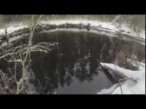 Talvine jõeforellipüük