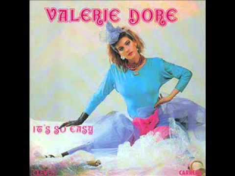 Tekst piosenki Valerie Dore - On The Run po polsku