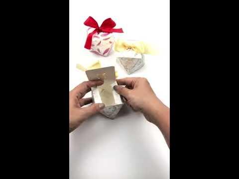 3861-新款鑽石喜糖盒DIY步驟