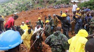 Les recherches se poursuivent après les inondations qui ont fait plus de 400 morts lundi à Freetown, la capitale de la Sierra Leone. Près de 600 personnes sont ...