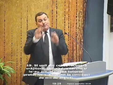 Dănuţ Aşchilean - Premiul ceresc: ţinta înspre care alergăm