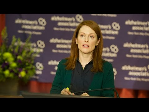 Still Alice - out now on DVD, Blu-ray & on demand