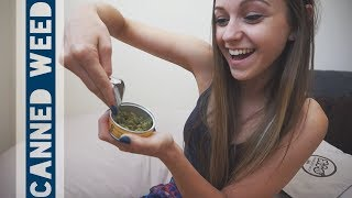 Smoking Canned Weed!! by Silenced Hippie