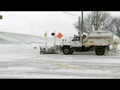 ΗΠΑ: Ακραία καιρικά φαινόμενα στις νότιες και μεσοδυτικές πολιτείες