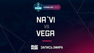 Na`Vi vs Vega, ESL One Hamburg 2017, game 1 [v1lat, GodHunt]