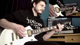 Download Lagu Flying Whales - Gojira - Guitar Cover [HQ] Mp3
