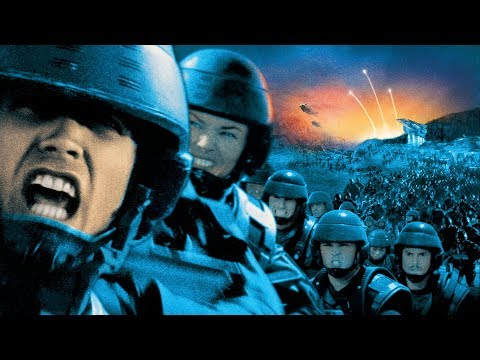 A Modern Trailer for 1997 s Starship Troopers